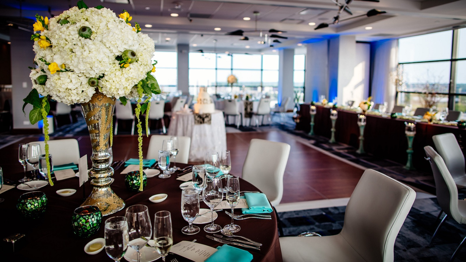 Chicago wedding venues le mridien chicago oakbrook center grand salon ballroom junglespirit Gallery