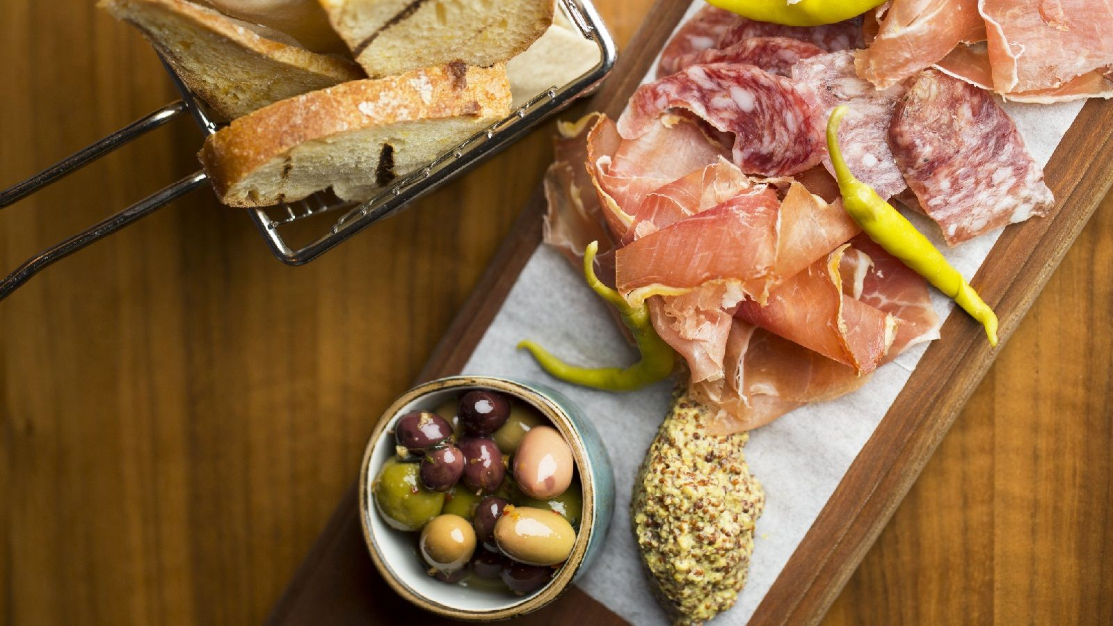 El Tapeo- Charcuterie